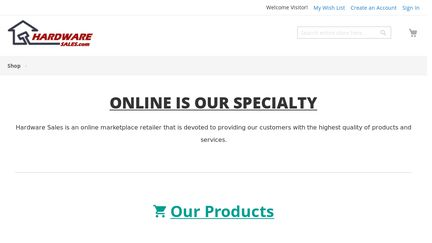 HardwareSales.com