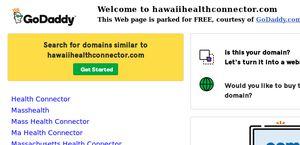 Hawaiiealthconnector