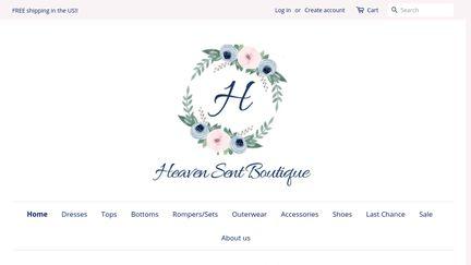 Heaven Sent Boutique