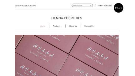Henna Cosmetics
