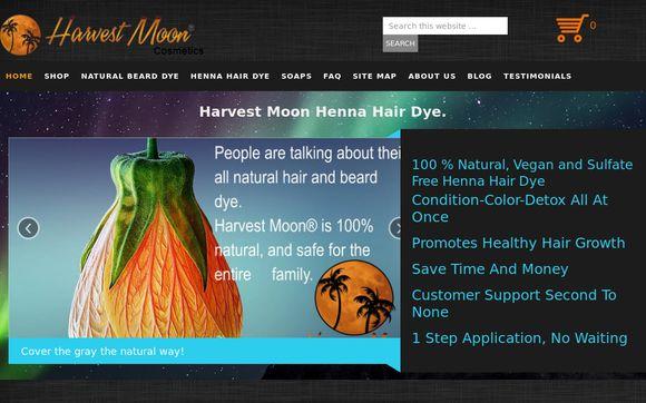 Harvest Moon Natural Cosmetics