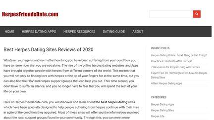 Herpesfriendsdate.com
