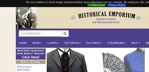3aed4b5786e29 Historical Emporium Reviews - 9