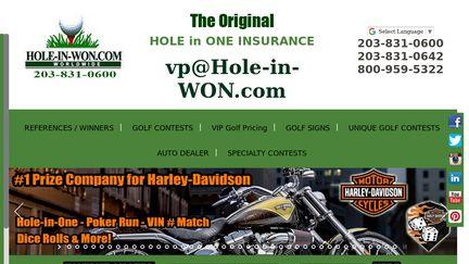 Hole-In-Won