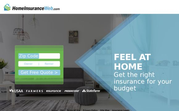 Home Insurance Quotes - Home Insurance Web
