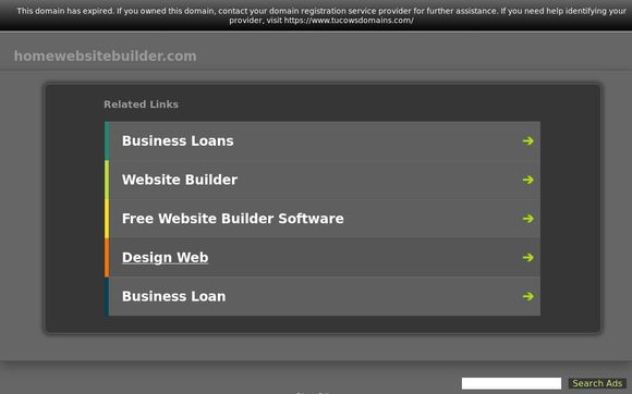 Homewebsitebuilder