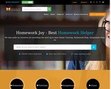 Homeworkjoy.com
