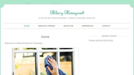 Honeycuttclean.com
