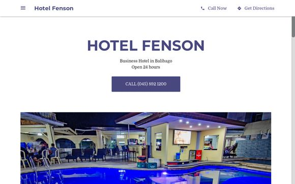 Fenson Business Hotel