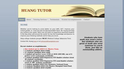 HuangTutor