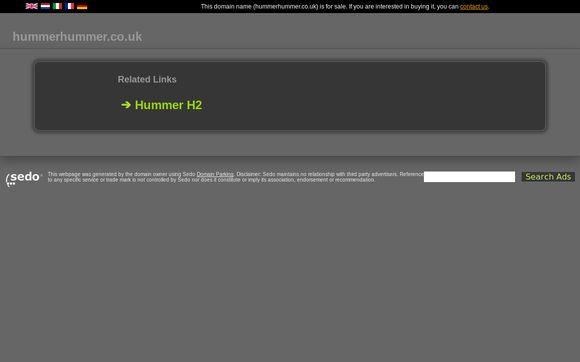 Hummerhummer.co.uk