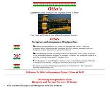 Otto's Hungarian Import Store and Deli