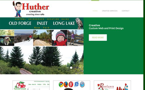 Huther Advertising