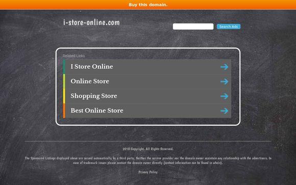 I-store-online