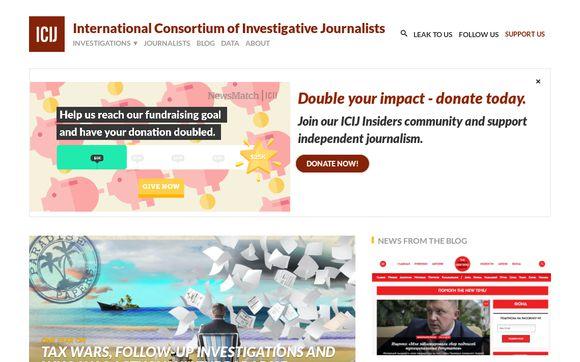 International Consortium of Investigative Journalists - ICIJ