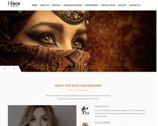 Ifacehairdressing.com