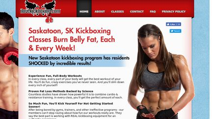 Kickboxing Classes In Saskatoon