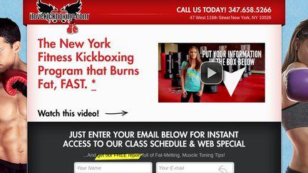 New York NY Kickboxing Classes