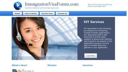 ImmigrationVisaForms