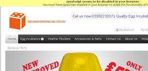 Incubatorsonline.co.uk