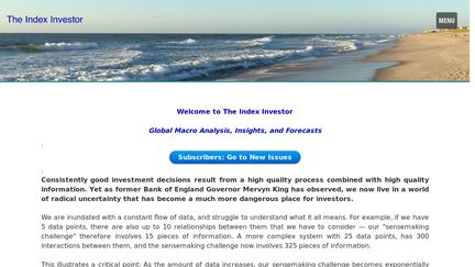 IndexInvestor