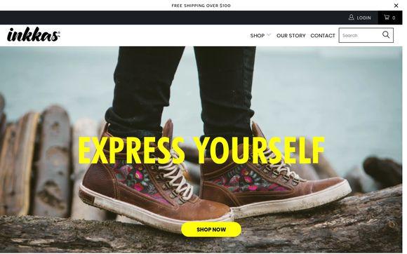 INKKAS® Global Footwear