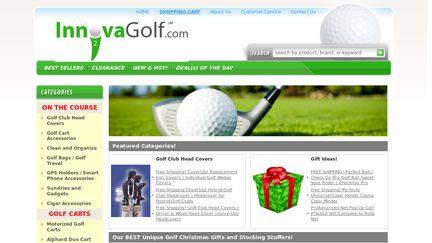 InnovaGolf.com