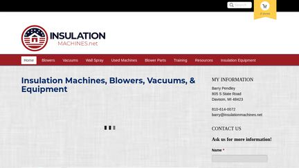 InsulationMachines.net