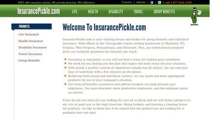 InsurancePickle