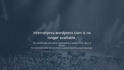 Internetprov.wordpress.com