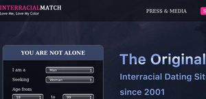 interracial match website