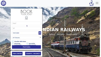 Indian Railway Catering and Tourism Corporation