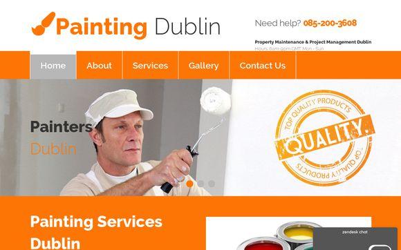 Painting Dublin