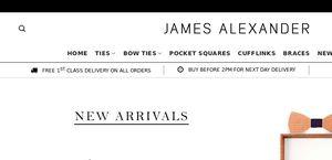 Jamesalexander.co.uk