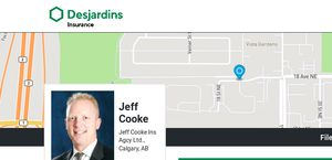 Jeff Cooke Insurance In Calgary, AB