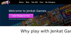 Jenkat Games
