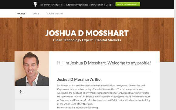 Joshuadmosshart.brandyourself