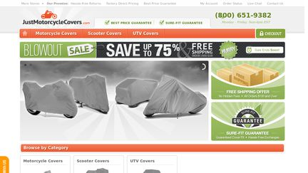 JustMotorcycleCovers