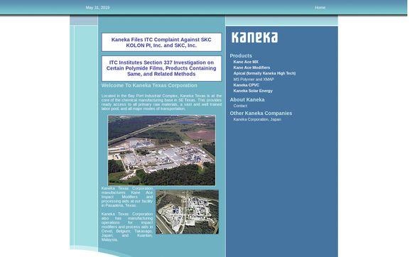 Kaneka Texas Corporation