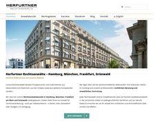 Kanzlei-herfurtner.de