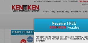 photograph relating to Kenken Printable titled KenKen Puzzle Critiques - 3 Evaluations of