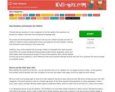 Kids-quiz
