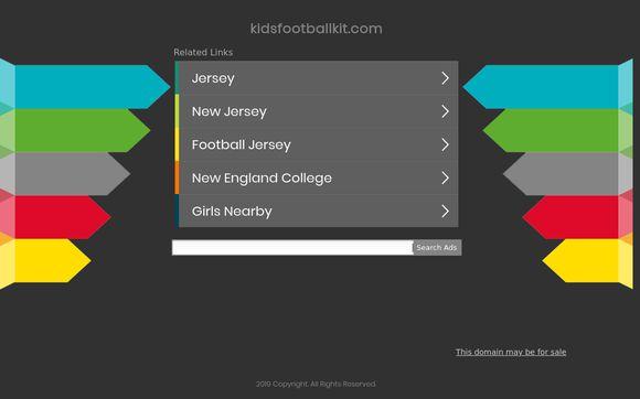 kidsfootballkit.com