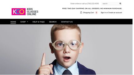 Kids Glasses Online
