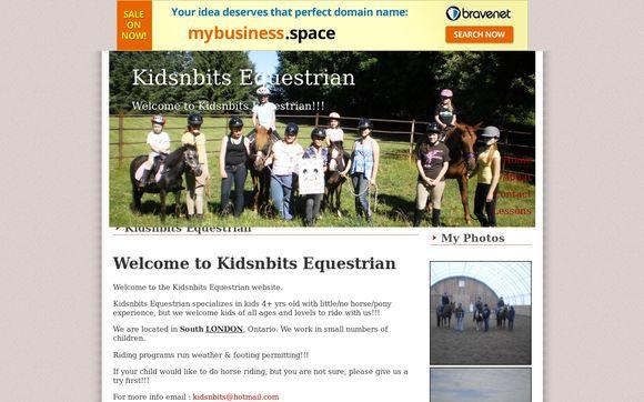 Kidsnbits Equestrian