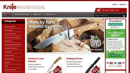 KnifeWarehouse.co.uk