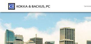 Kokka & Backus, PC