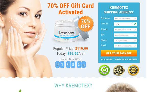 Kremotex-official.com