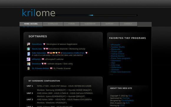 Krilome.com