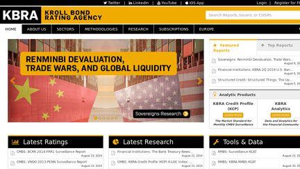 Kroll Bond Rating Agency